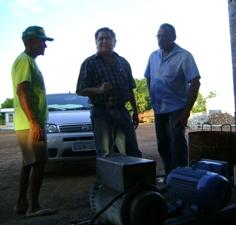 Motor Elétrico facilita abastecimento da água na Zona Rural