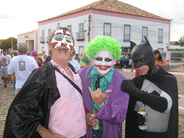 Confira fotos do Carnaval em Oeiras