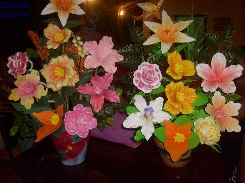 Curso de Flores prepara novos profissionais para o mercado de trabalho
