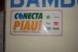 Comunidade Barracão tem seu telecentro inaugurado