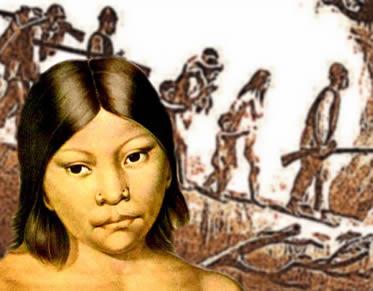 Hoje dia 01 de Abril comemora-se tambêm o Dia da Abolição da Escravidão dos Índios