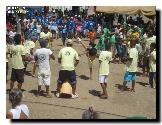 I Festival de Capoeira ABRAC