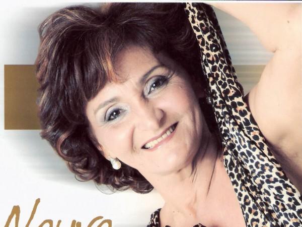 Nayra Lima, a raínha do bolero, na AABB de Amarante