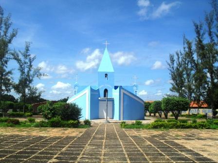 Santuário Nossa Senhora de Fátima de cara nova