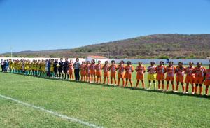 Valença vence Novo Oriente na Copa Piauiense de futebol Amador
