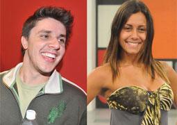 """Integrante do """"CQC"""", Oscar Filho diz que foi falso em entrevista com ex-BBB Lia"""