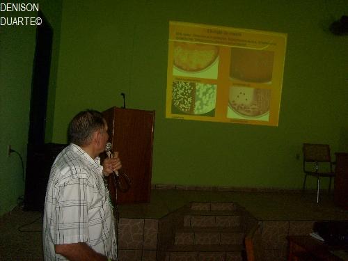 Emater realiza curso sobre produção de leite