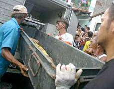 Jovem é morto por causa de uma dívida de R$ 5,00
