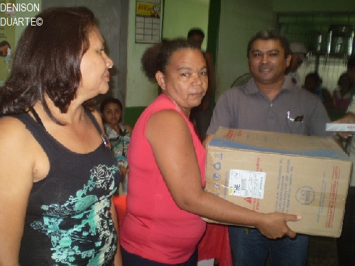 Escola Antônio Gramoza premia o melhor aluno de 2009