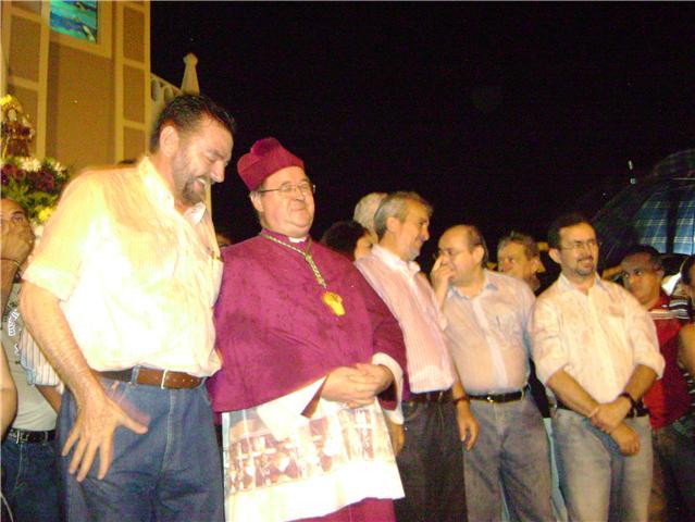 Veja como foi a Procissão de abertura dos Festejos de Sto Antonio