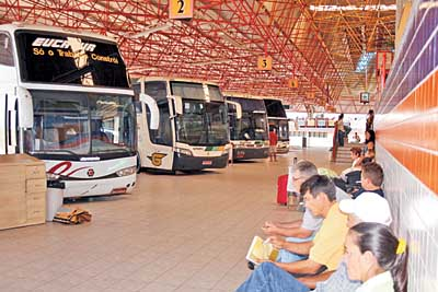 Passagens de ônibus interestaduais vão ficar mais caras