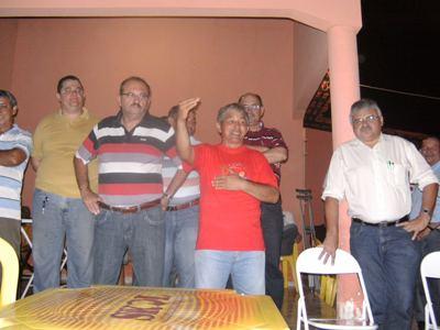Pedro Gomes declara apoio a Marcelo Castro e Fernando Monteiro