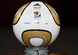 78aaa3d30bcbd Bola da final da Copa do Mundo será leiloada na internet - Esportes