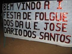 Escola José Dário dos Santos promove folguedos em Redenção do Gurguéia