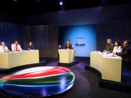 Primeiro Debate entre candidatos ao Governo do Piauí na Tv Meio Norte: Audiência total em Agricolândia