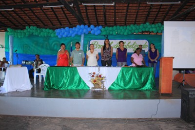 Alunos do Programa Brasil alfabetizado recebem certificado