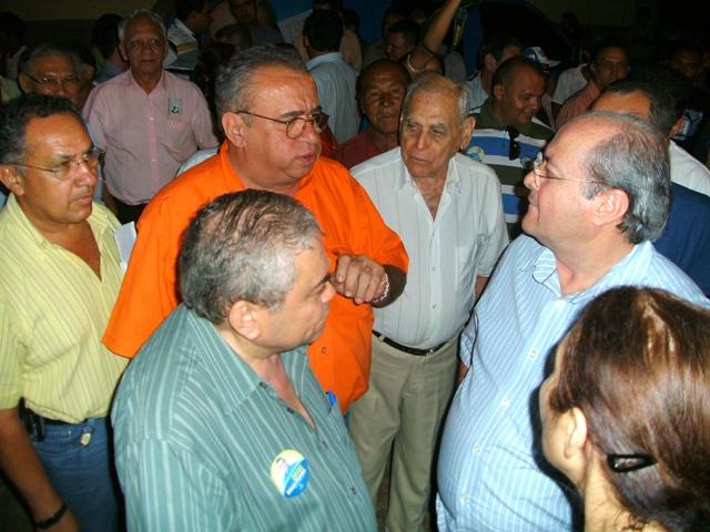 Canto do Buriti Recebeu o Candidato ao Governo do Estado Dr. Silvio Mendes em Rítimo de Festa.