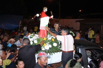 Uma grande procissão marcou o encerramento dos festejos de São Raimundo Nonato