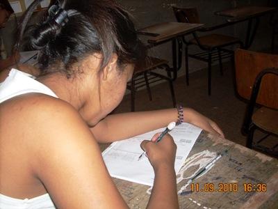 Sucesso de alunos no interior do estado do Piauí.