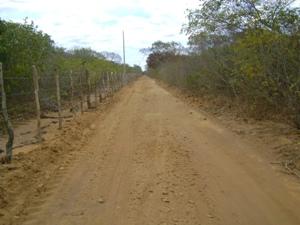 Estradas Vicinais são recuperadas em toda Zona Rural de Valença do Piauí