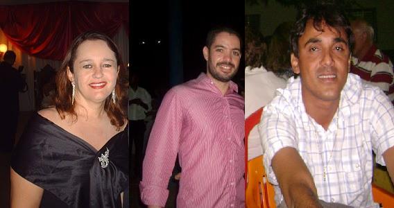 Aleksandra Tapety, Lucano Sá e Nilson Miranda encabeçam a lista de candidatos a prefeito de Oeiras