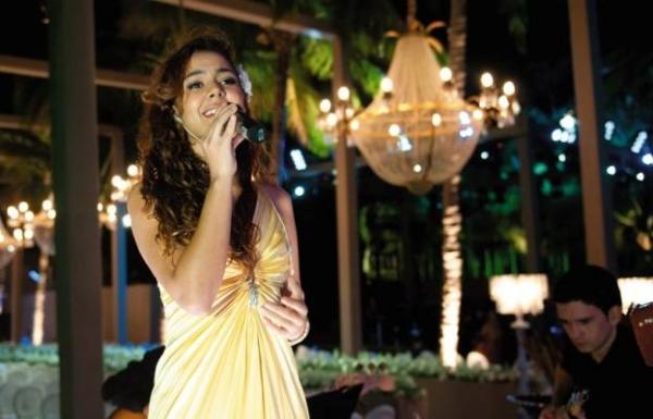 Casamento do cantor Jorge e Ina Freitas reúne astros da música sertaneja em fazenda