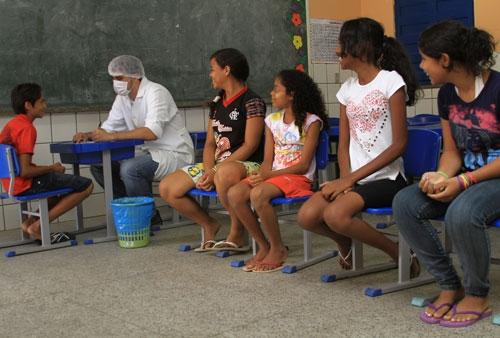 ONG Turma do Bem faz atendimento odontológico voluntário na Casa Meio Norte