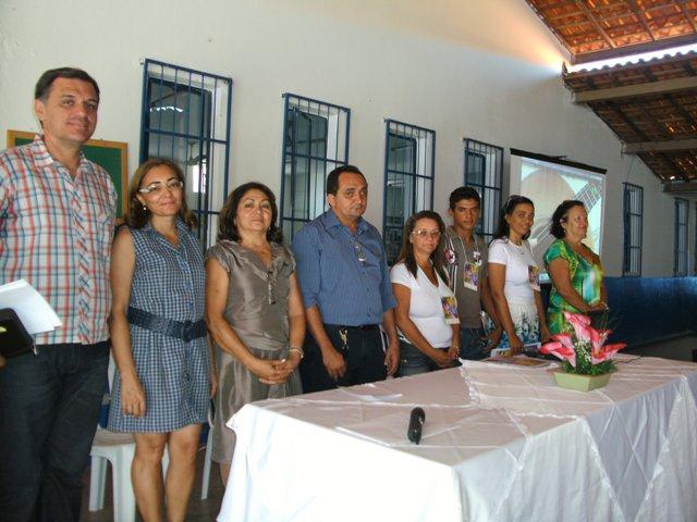 Realizado I Fórum municipal de educação de Canto do Buriti