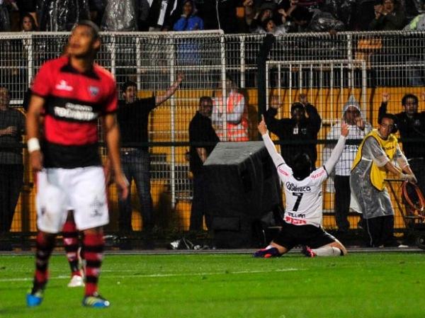 Em pontos corridos, Corinthians completa 50 rodadas como líder