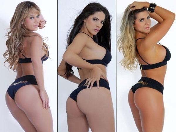 Miss Bumbum Brasil tem até famosa como candidata; conheça todas as 27 beldades!