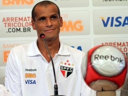 Aos 39, Rivaldo planeja jogar o último Brasileiro em 2012 pelo Tricolor