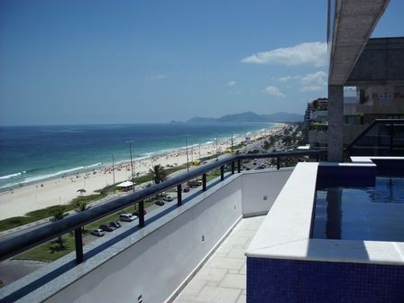 Ex-apartamento de Romário está à venda por R$ 25 mi