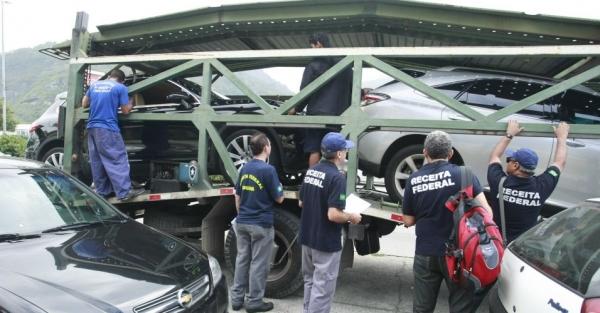 MPF pedirá indiciamento de jogadores e artistas por contrabando de carros