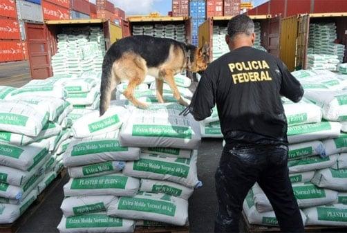 Polícia Federal faz a maior apreensão de drogas do Nordeste