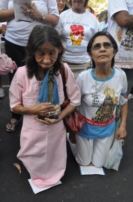 5 mil pessoas participam de procissão da 5ª Festa da Mãe de Deus  - Imagem 13