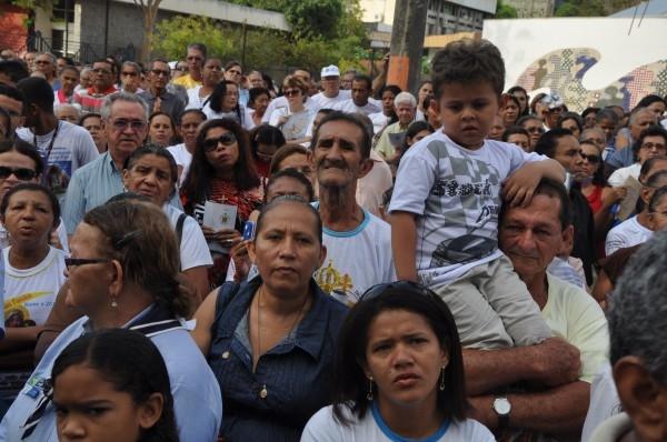 5 mil pessoas participam de procissão da 5ª Festa da Mãe de Deus  - Imagem 5