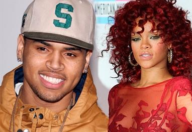 Cantora Rihanna diz ter perdoado ex-namorado Chris Brown