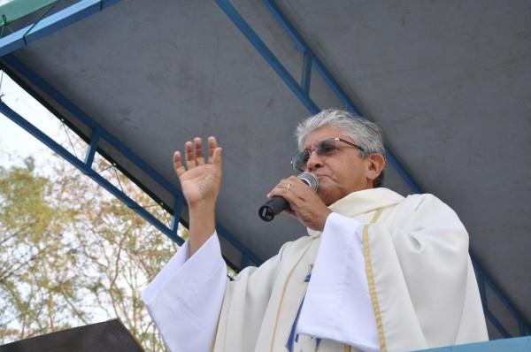 5 mil pessoas participam de procissão da 5ª Festa da Mãe de Deus  - Imagem 12