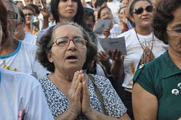 5 mil pessoas participam de procissão da 5ª Festa da Mãe de Deus  - Imagem 14