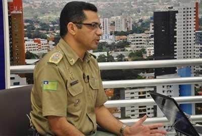 Rubens explica afastamento de coronel do caso Fernanda