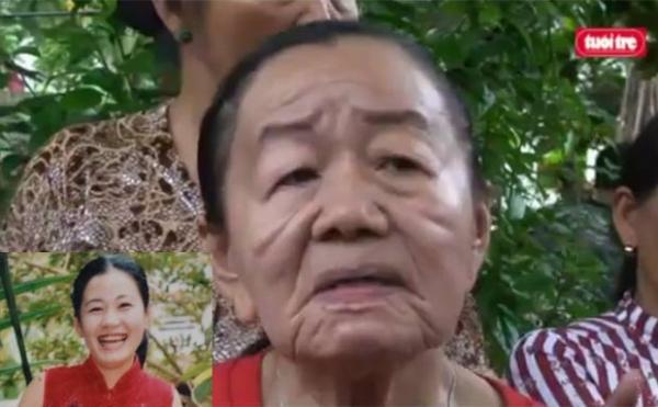 Mulher de 26 anos sofre alergia e fica com rosto de 70 anos