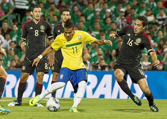 Neymar deve reforçar Santos 48 h depois de defender a seleção