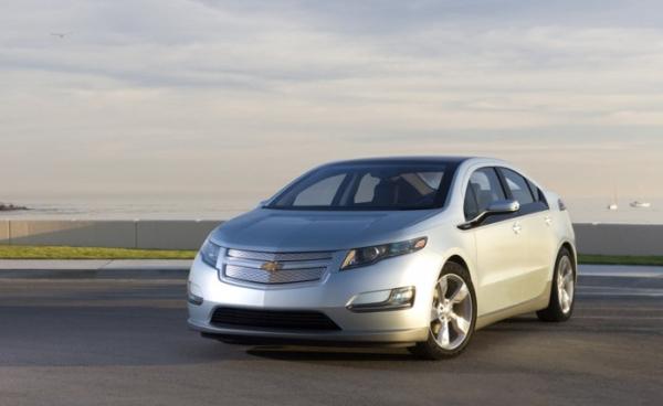 Chevrolet Volt vira ferramenta  de marketing em expedição