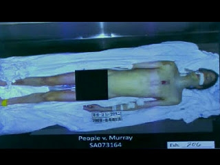 Médico da autópsia confirma que Jackson não tinha problemas cardíacos