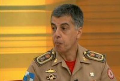 Responsabilidade é do dono, diz comandante sobre explosão