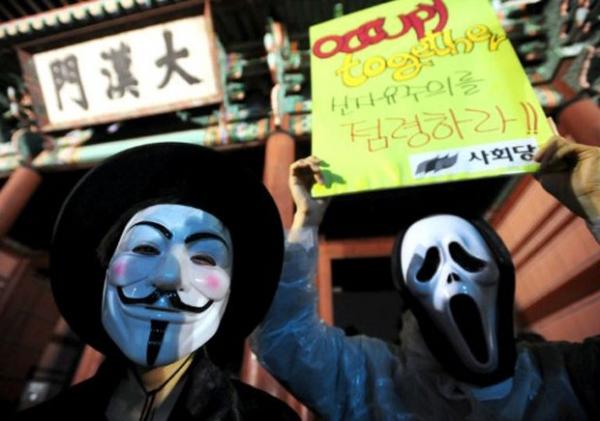 Manifestantes se mobilizam para realizar protestos em 82 países