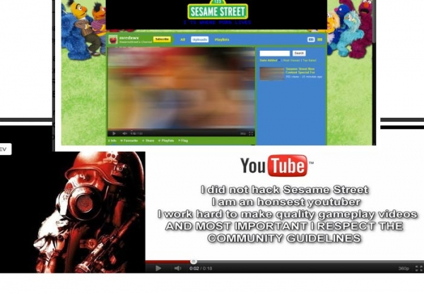 Hackers postam vídeo pornográfico em canal infantil do You Tube