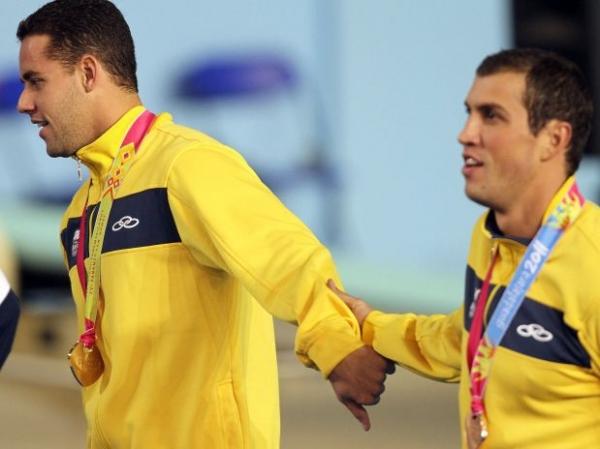 Nos 100 m costas, T. Pereira conquista nono ouro em Pans