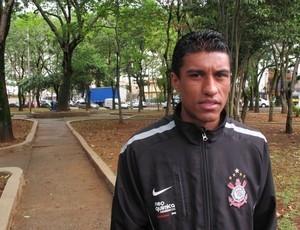Paulinho celebra rotina de artilheiro e ascensão meteórica no Corinthians
