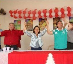 PT lançou Neuma Café com o apoio do PSB